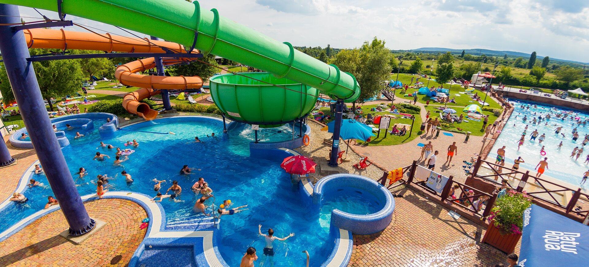 Annagora Aquapark márkakommunikáció