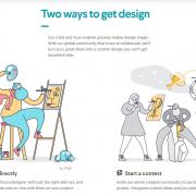 Webdesign trendek