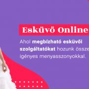 esküvőszervezés online