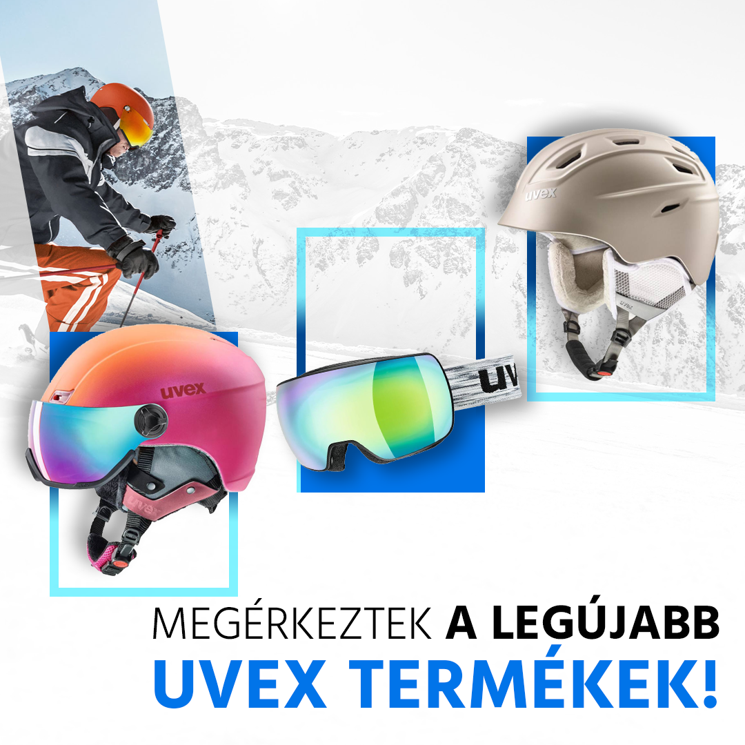 Webshop marketing - Uvex banner