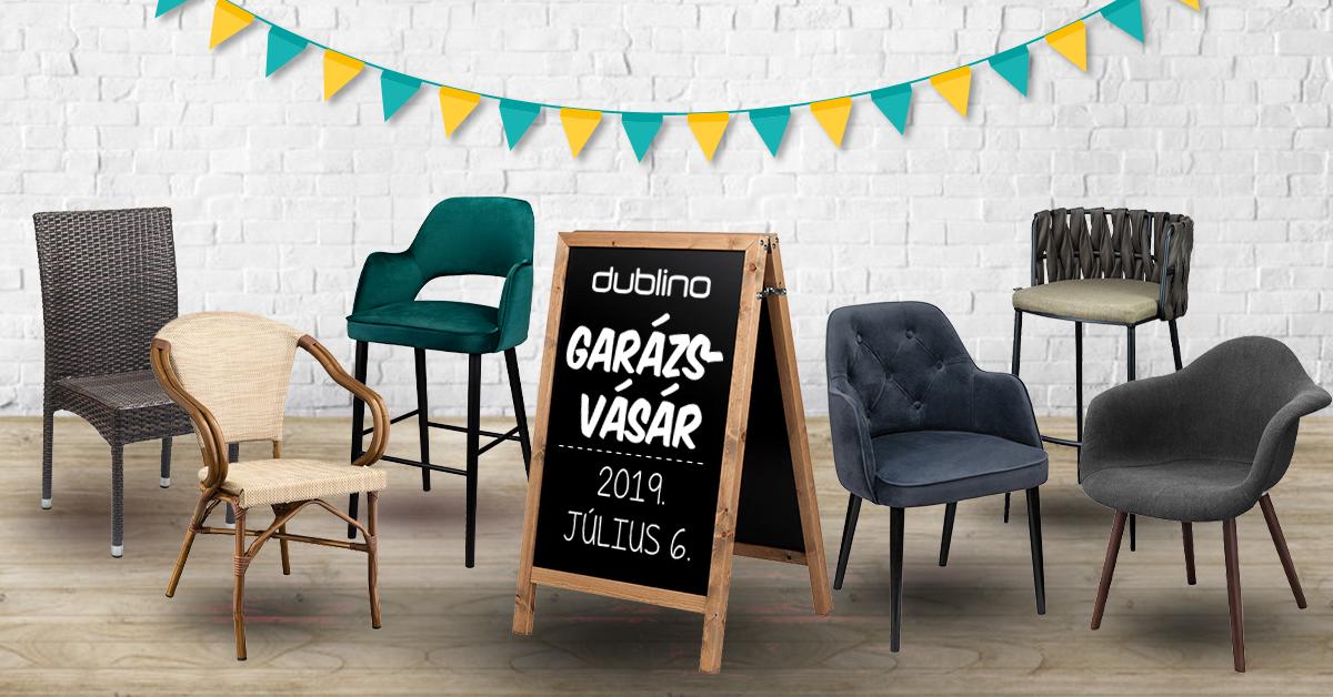 Dublino garázsvásár kreatív 2019 - Doppio Creative