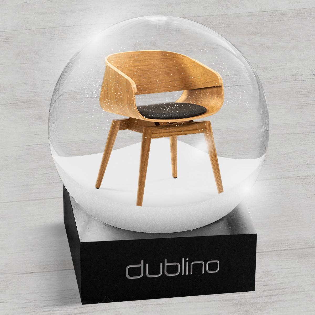 Dublino karácsonyi kreatív 2020 - Doppio Creative
