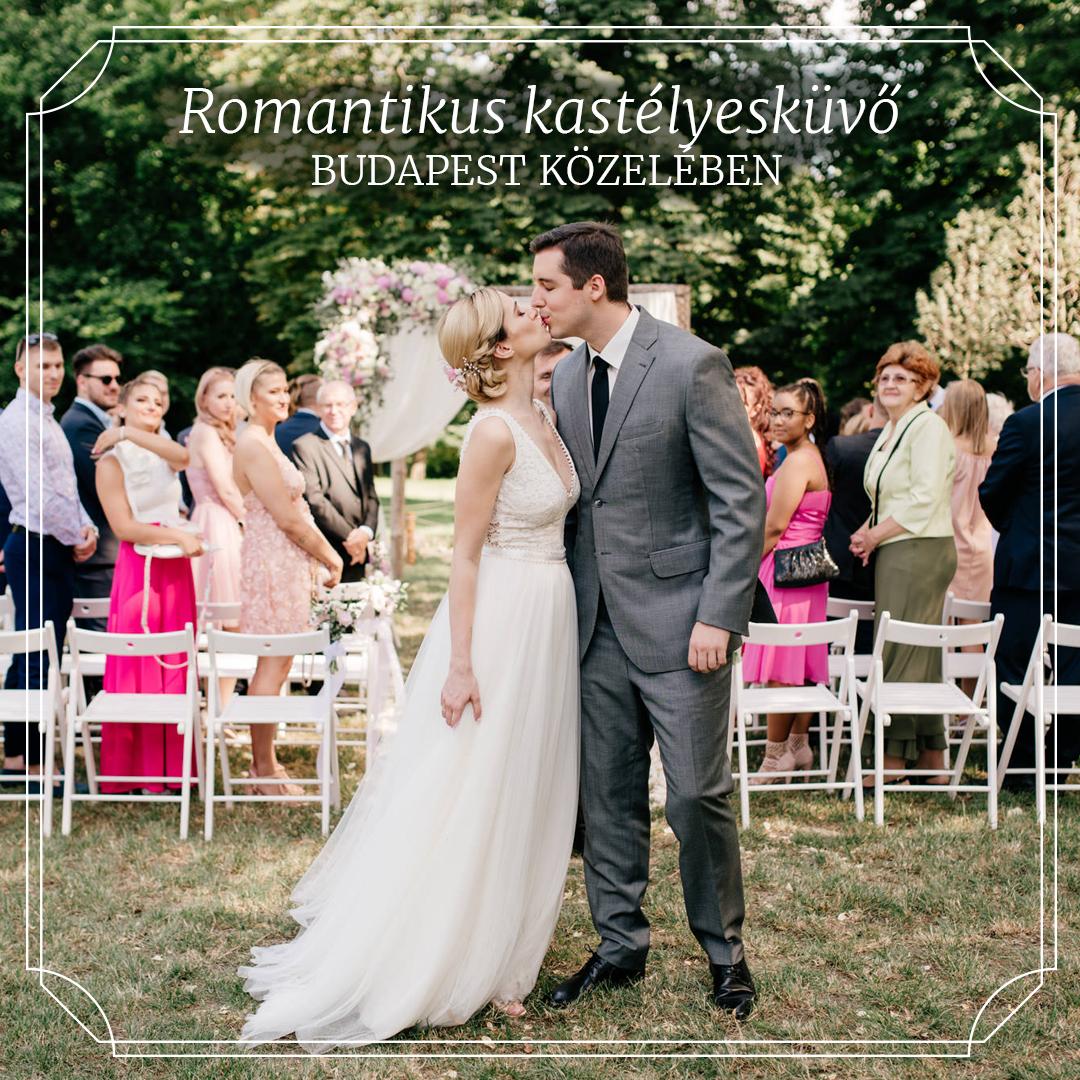Online hirdetés - Romantikus esküvői helyszín
