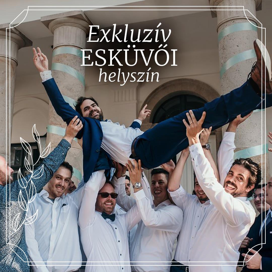 Exkluzív esküvői helyszín - Teleki-Tisza-kastély - online hirdetés